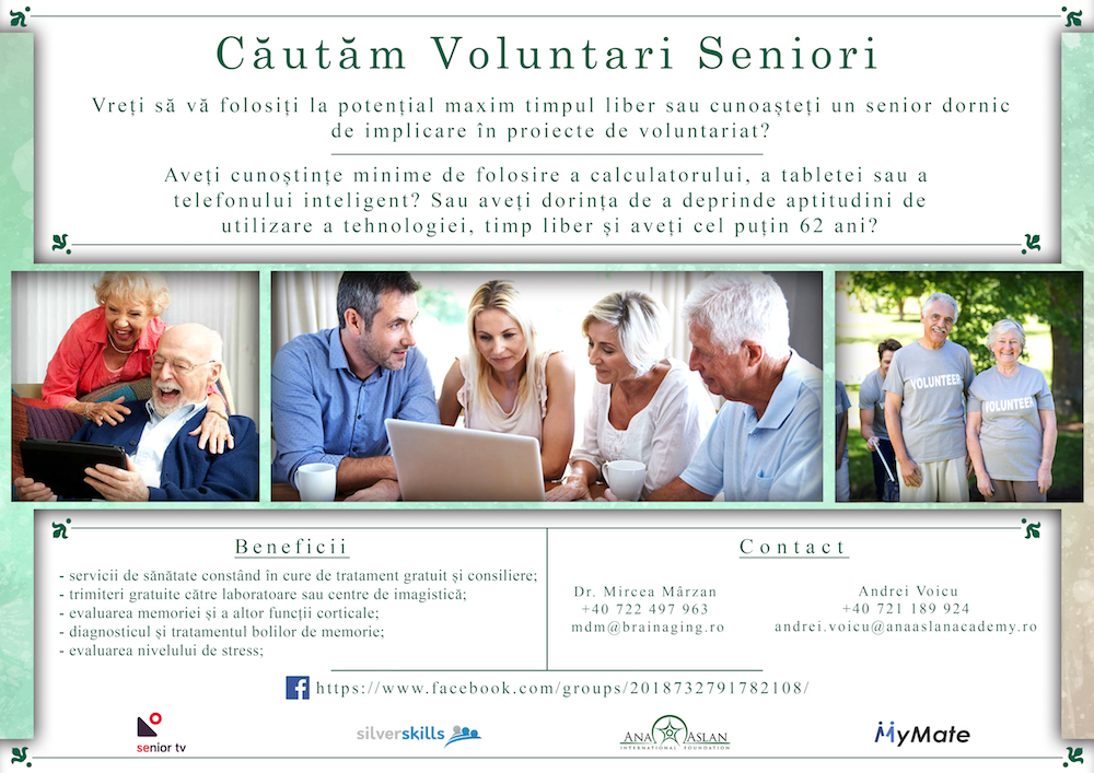 Afis Seniori Voluntari