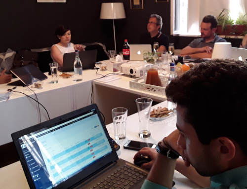MyMate meeting in Bucharest